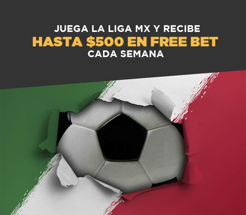 Banner Promocion de Liga MX