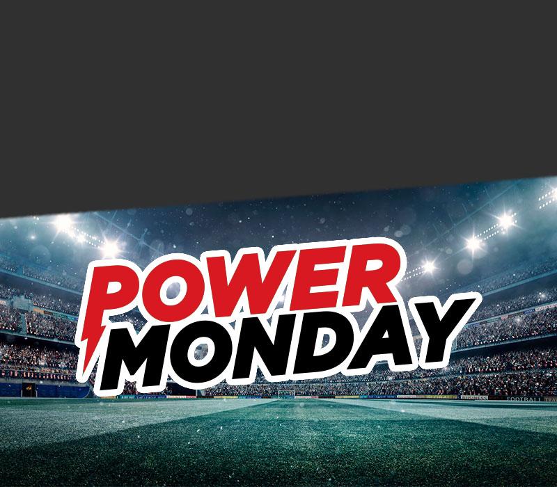 Banner promocion Power Monday