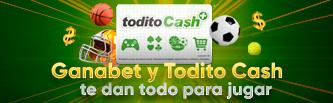 Banner ToditoCash x Ganabet