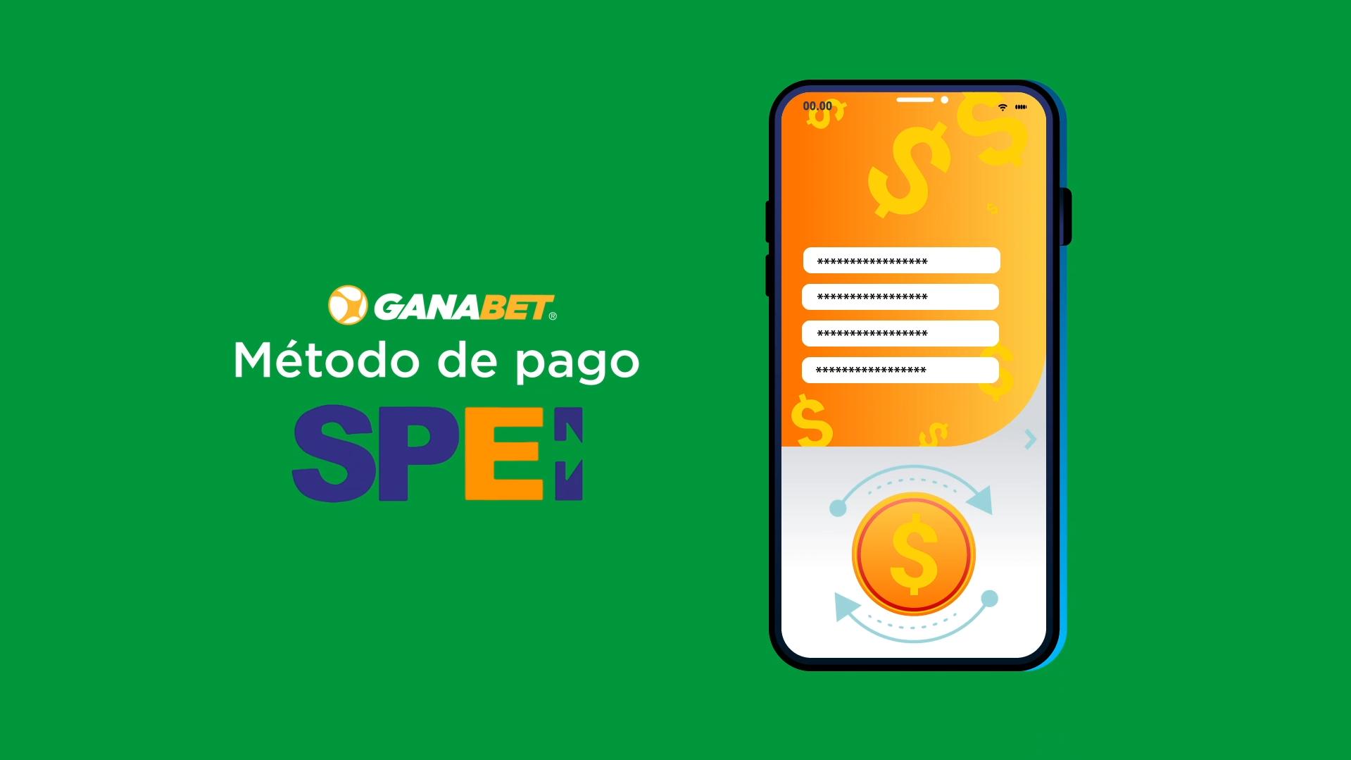 imagen tutorial metodo de pago con SPEI